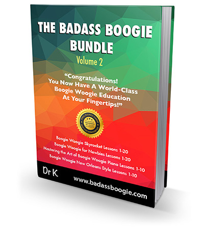 The Badass Boogie Bundle™ Vol 2